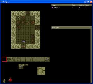 Action bar screenshot (click to enlarge)